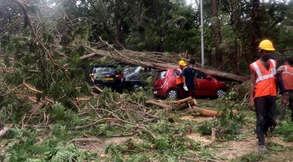 Cyclone tauktae news Mumbai