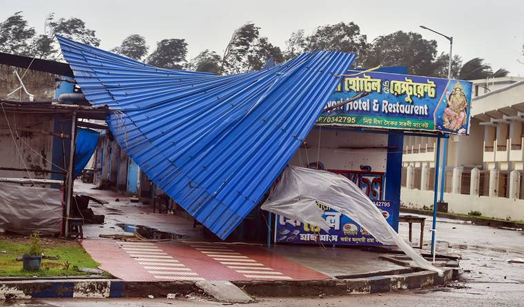 Cyclone Yaas LIVE Updates: 'Very Severe Cyclonic Storm' to cross north Odisha-West Bengal coast in next 3 hours