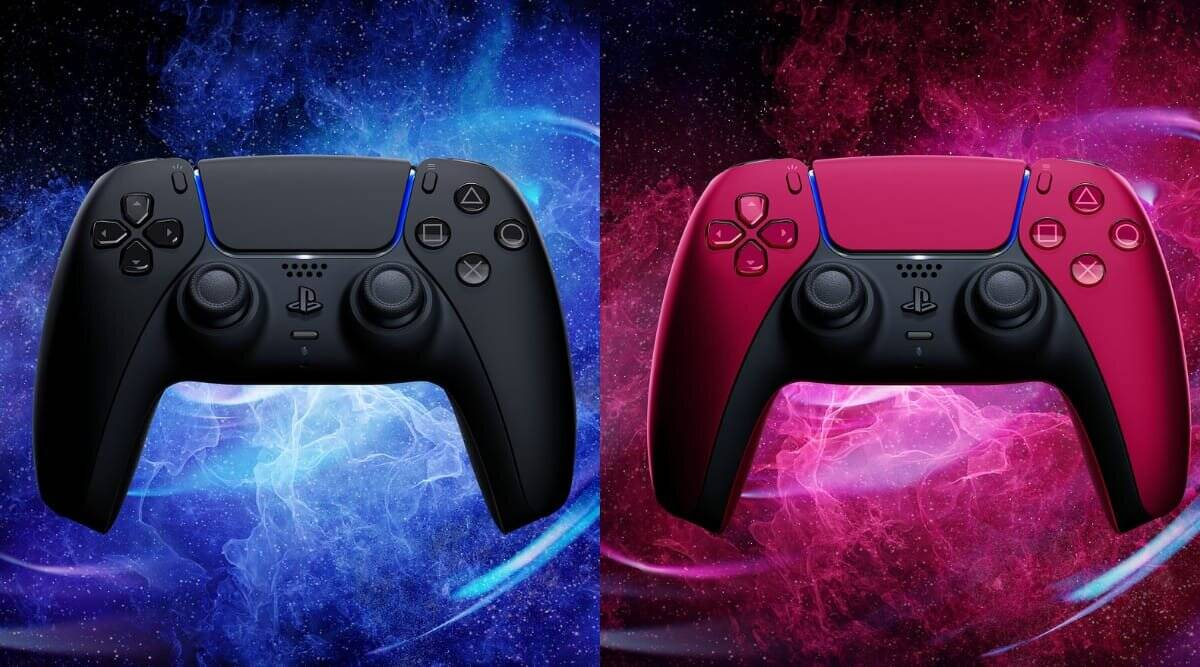 PlayStation 5, PS5, PS5 DualSense controller, PS5 new colour variants, PS5 colour options, PS5 new controller, DualSense controller variants,