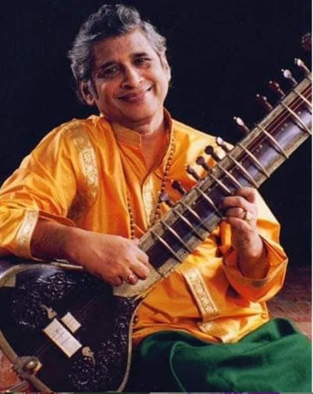 Debu Chaudhari, pandit Debu Chaudhari passes away, art and music news, art culture news,Devabrata Chaudhuri, pandemic, covid, dementia, indianexpress.com, debu chaudhuri dead, pratik chaudhuri,