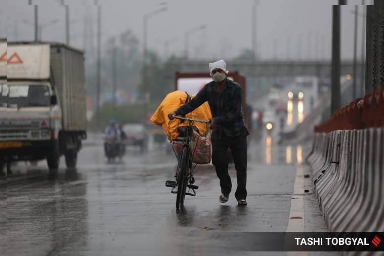 As cyclone 'Tauktae' causes rain, Delhi's max temperature for May dips to lowest since 1951