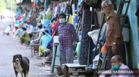 Once a Covid hotspot, Dharavi sees just three new cases, lowest in second wave