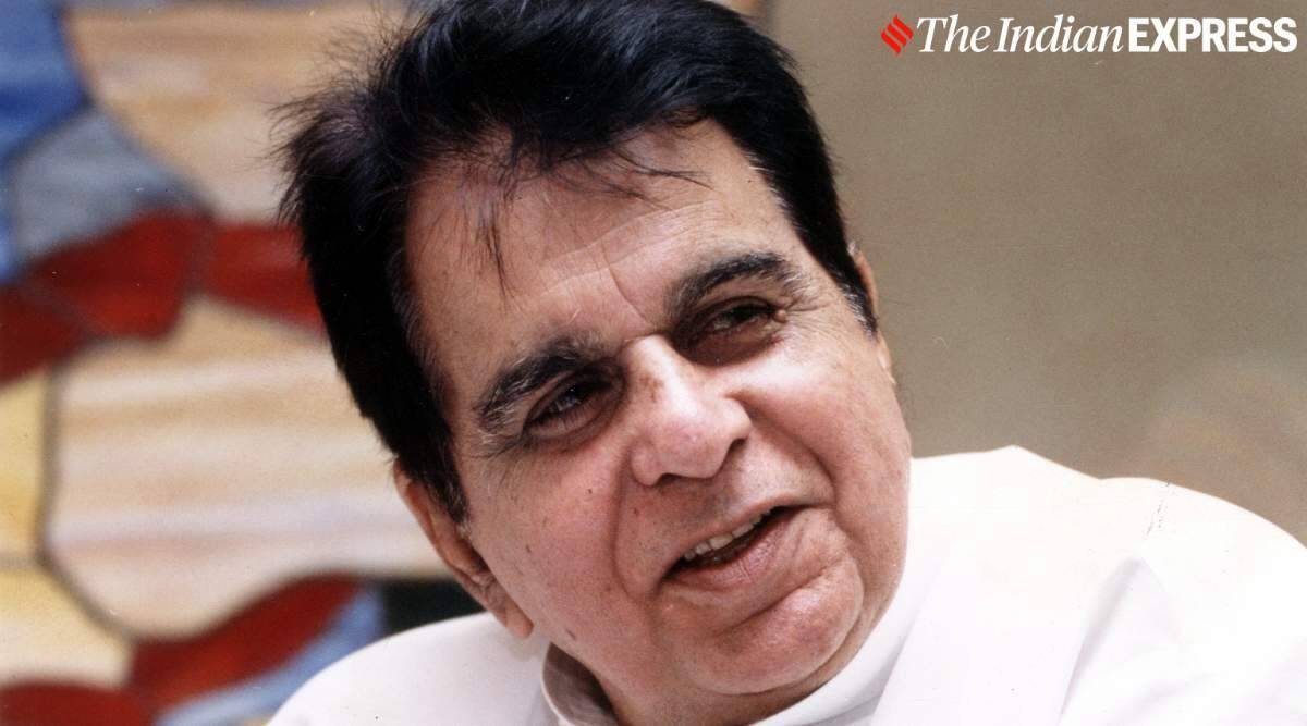 Dilip Kumar was admitted to the hospital after complaining of shortness of breath