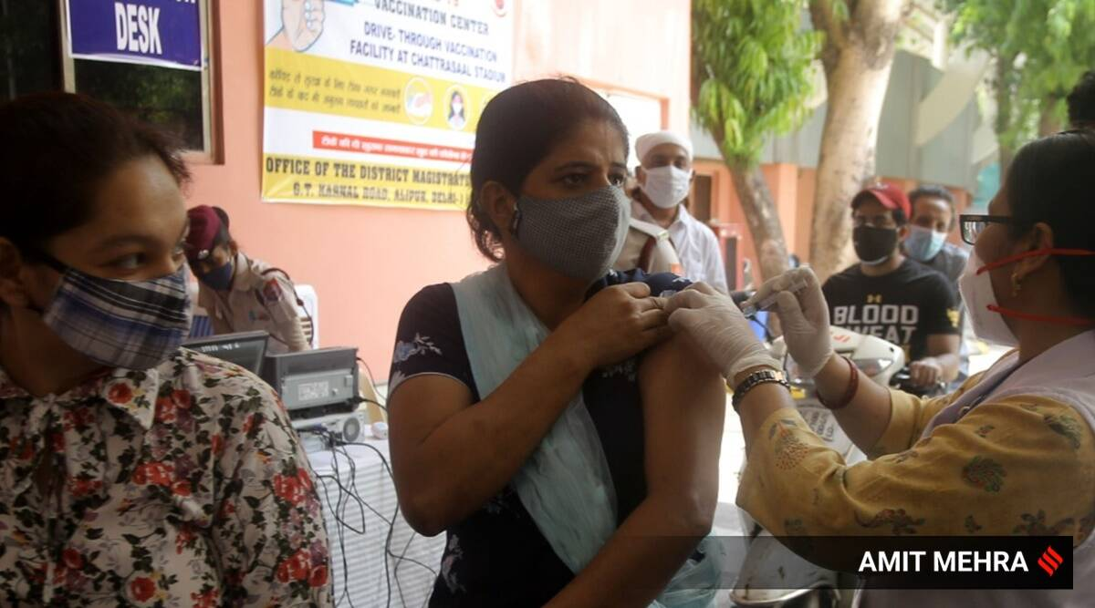 Supreme Court on covid vaccination, Covid-19, Covid-19 India Second Wave, SC on vaccination, Supreme Court on Covid vaccines, 18-44 vaccination drive,  Covid news, Indian Express