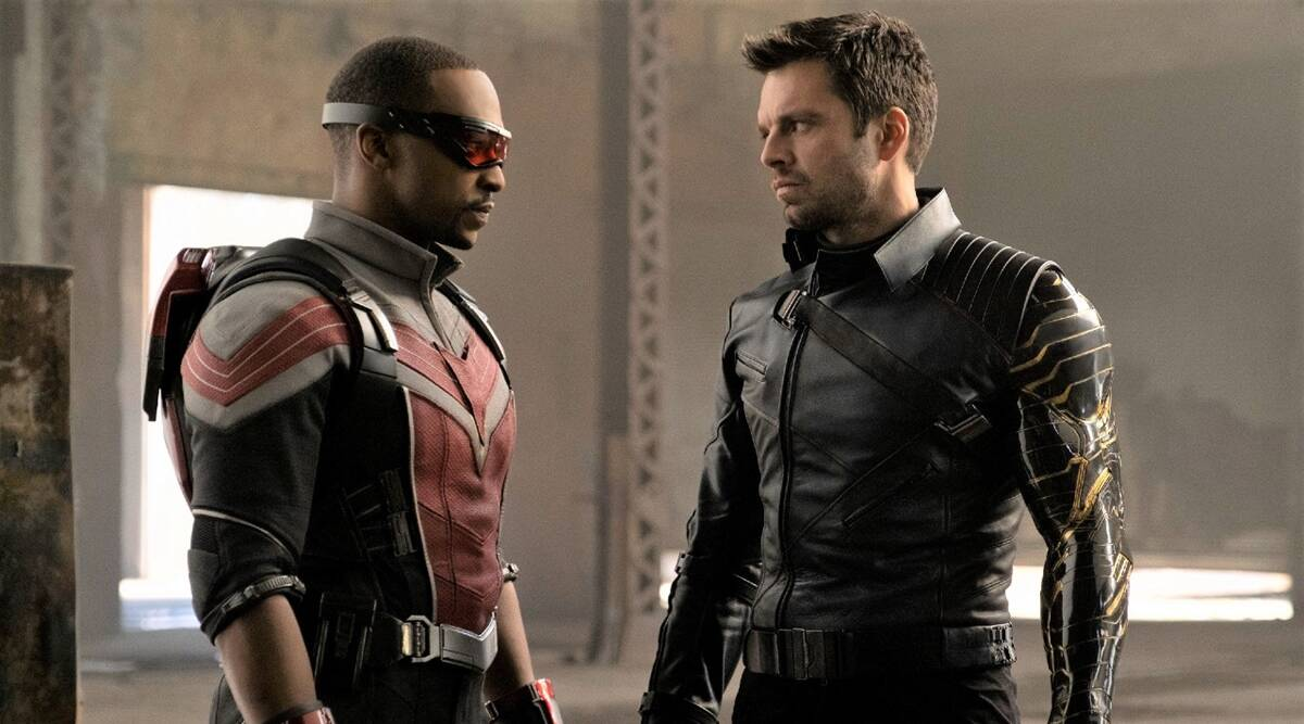 alcon and the Winter Soldier