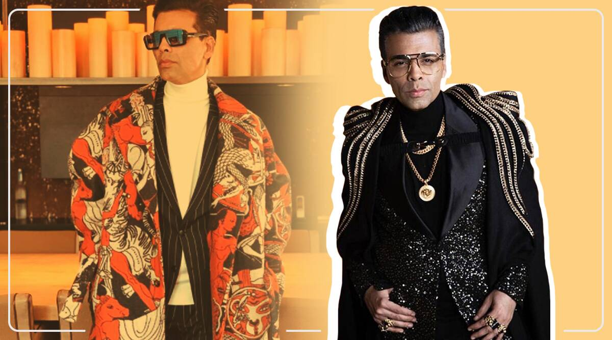 All the times Karan Johar impressed us with his outlandish style