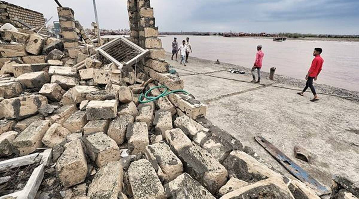 Gujarat: Central team visits Amreli to assess damage caused by cyclone Tauktae