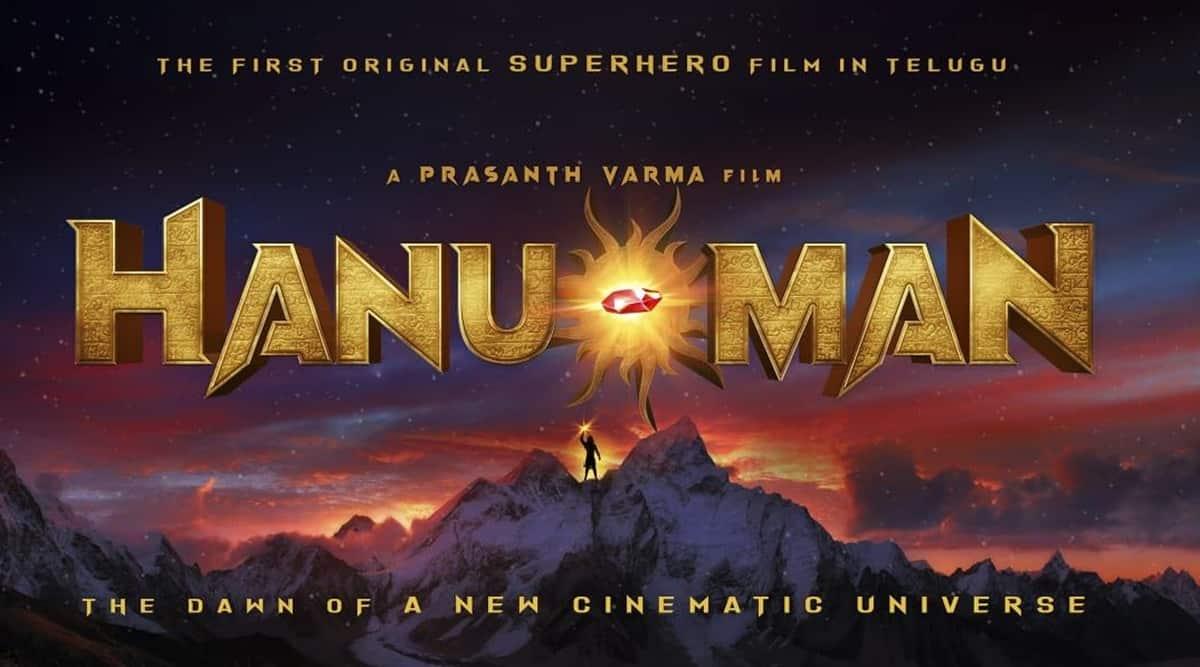 hanuman, hanuman film, hanuman poster