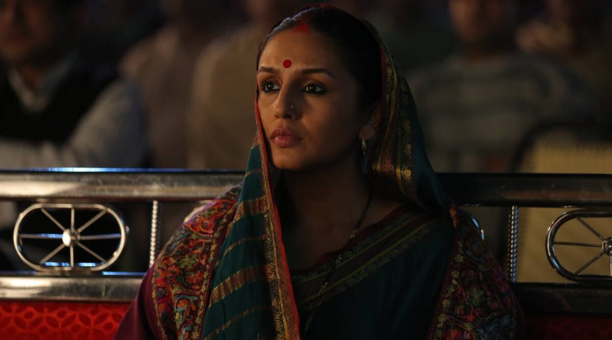 Maharani trailer: Huma Qureshi's Rani is a woman forced into a man's world in this political drama   Entertainment News,The Indian Express