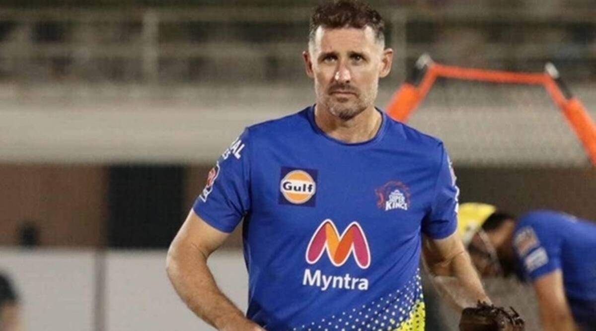 mike hussey, mike hussey covid 19, mike hussey australia return, mike hussey csk, mike hussey ipl 2021, mike hussey covid recovery