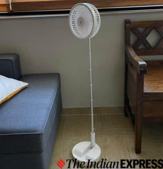 iGear Super Fan, igear fan, wireless fan, adjustable fan,
