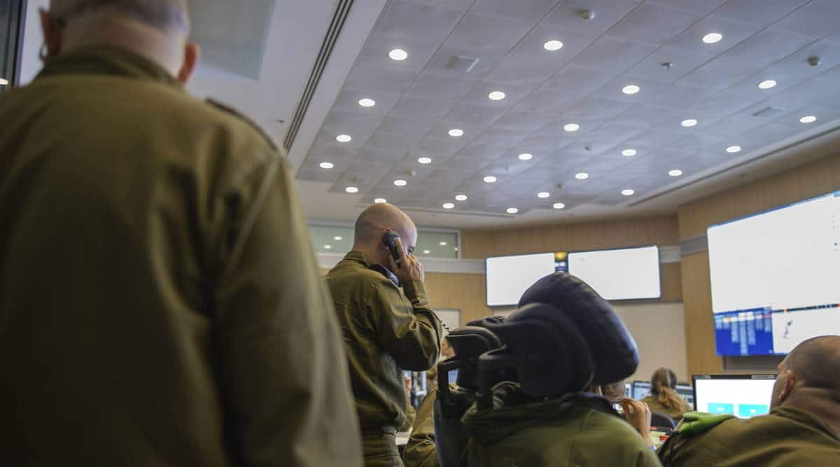 A look inside Israel's 'Fortress of Zion' command beneath Tel Aviv