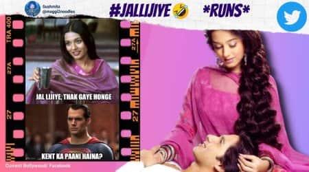 amrita rao, jal lijiye memes, jal lijiye thak gaye honge, vivah memes, amrita rao jal lijiye memes, bollywood memes, funny hindi films memes, indian express