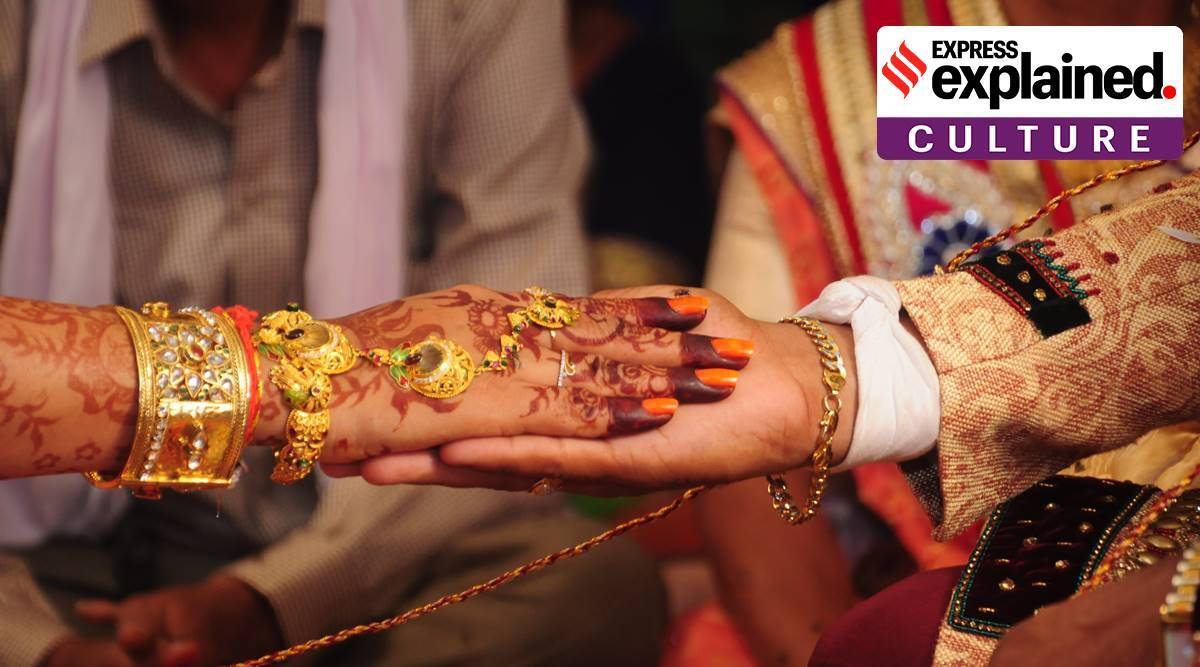 Explained, Explained Culture, marriage, Indian youths, Lokniti-CSDS Youth Studies, Marriages in India, ideal age for marriage in india, ideal age of marriage boys, ideal age of marriage girls, india news, indian express
