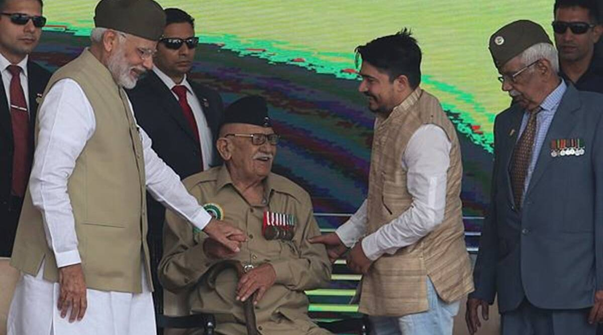 Freedom fighter and INA veteran Lalti Ram passes away at 100