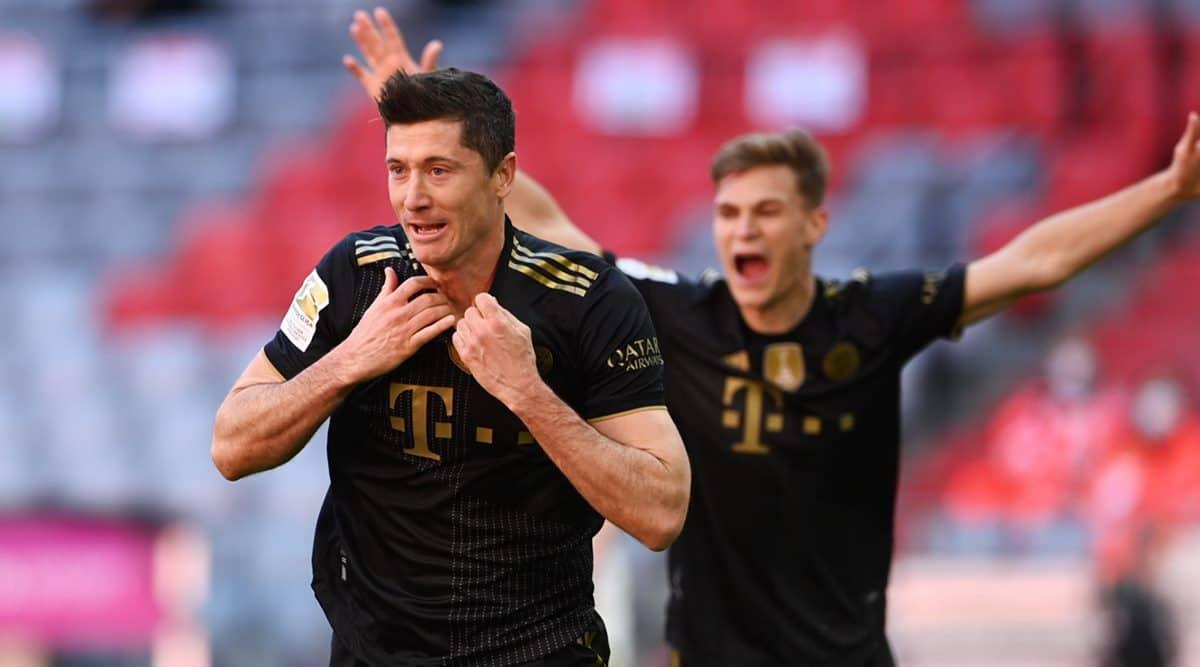Robert Lewandowski, Robert Lewandowski record, Robert Lewandowski most goals in season, Robert Lewandowski gerd mueller, Robert Lewandowski bundesliga record