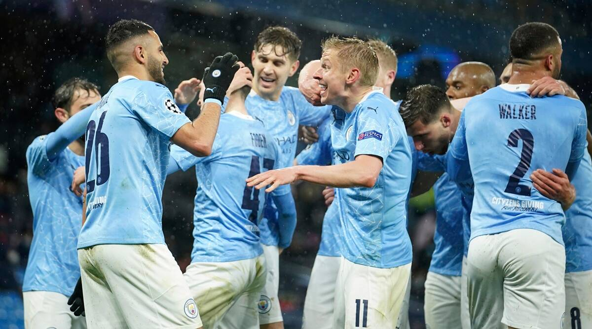 Manchester City Ousts Psg To Reach First Champions League Final Sports News The Indian Express
