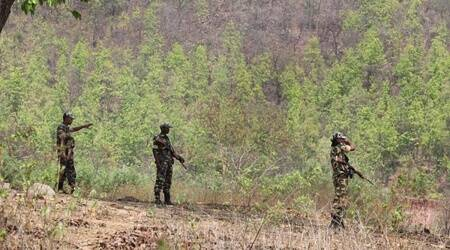 At least six Maoists dead in encounter in Andhra Pradesh