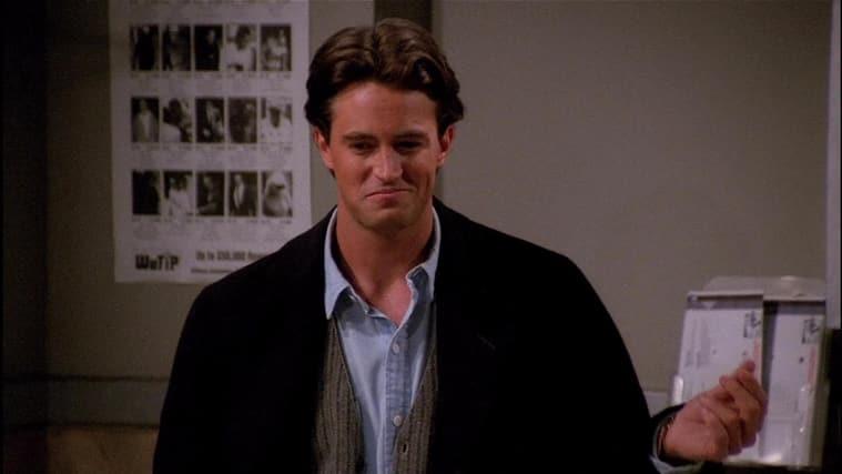 Matthew Perry, Chandler Bing
