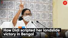 How Didi scripted her landslide victory in Bengal