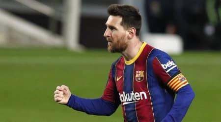 Lionel Messi'