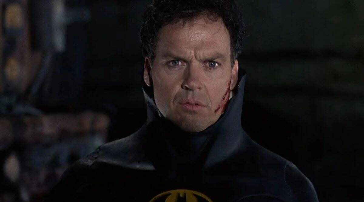 michael keaton, batman, michael keaton batman, flash movie