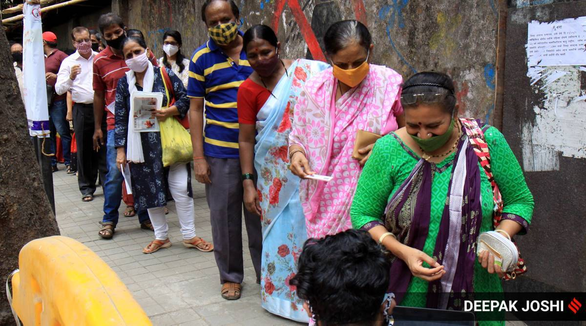 Maharashtra records 34,389 Covid-19 cases; total cases over 53 lakh