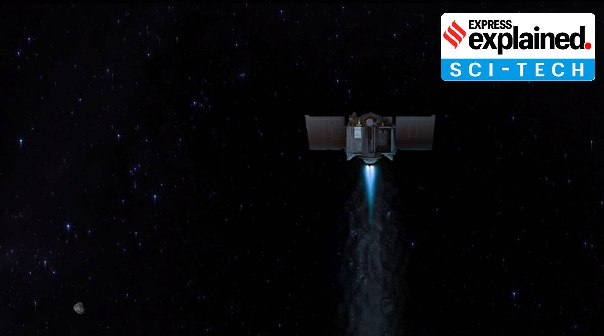 Explained: As NASA's OSIRIS-REx begins journey back from asteroid, the significance of its mission