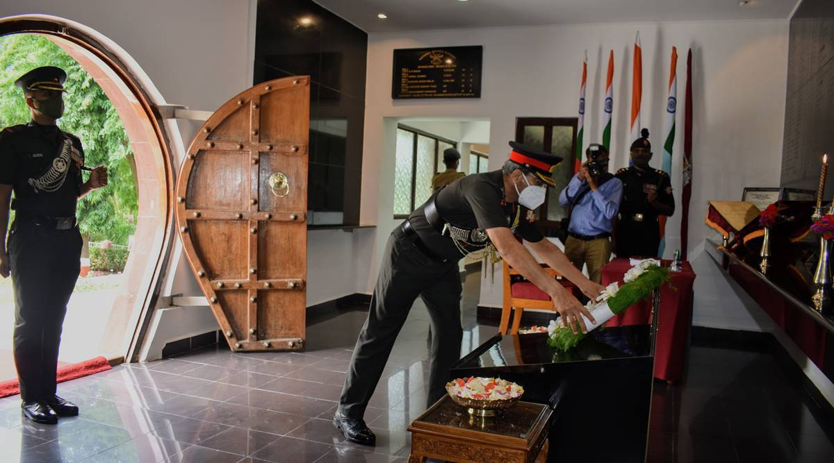 NDA pays homage to Squadron Leader Abhinav Choudhary who died in fighter crash