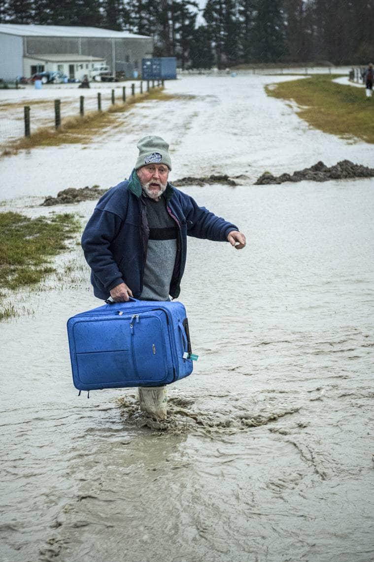 Hundreds evacuated in New Zealand's Canterbury region floods