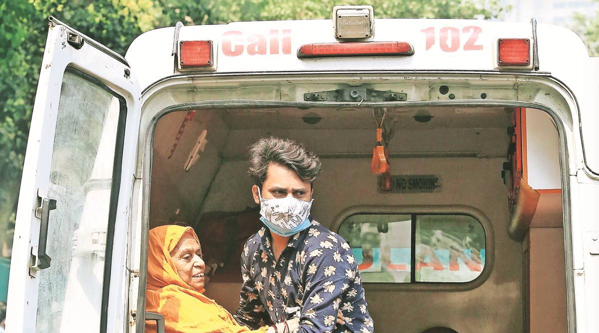 delhi high court, Covid-19 India Second Wave, COVID-19 cases in delhi, coronavirus cases in delhi, delhi patient admission, covid-19 news, indian express
