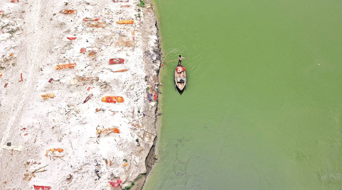 UP government begins collating data on bodies fished from Ganga