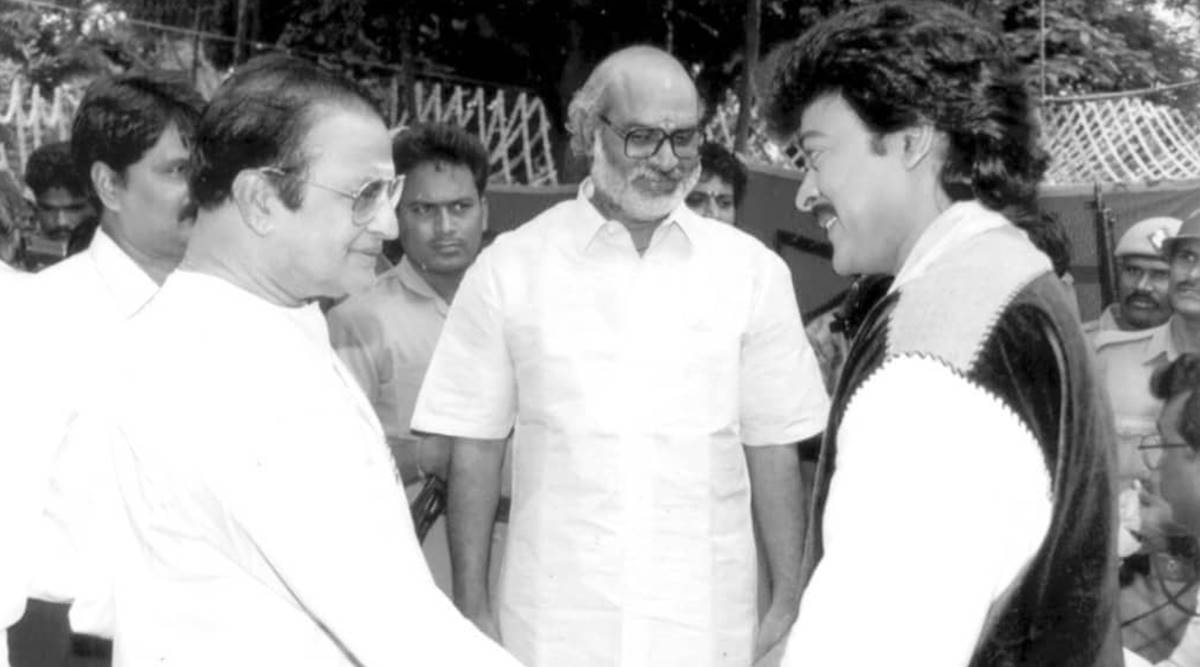 Late NTR and Chiranjeevi