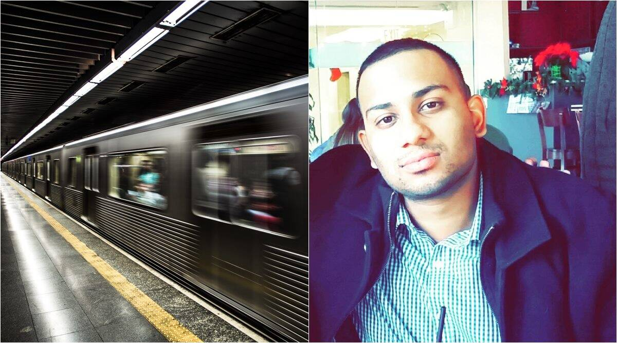 queen subway asian hate, asian man pushed on subway track, train operator save asian man pushed on tracks, indian origin train operator saved asian man, asian hate crime, viral news