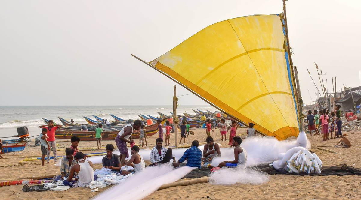 Cyclone Yaas forms over the Bay of Bengal, to cross Odisha - West Bengal coast on Wednesday afternoon