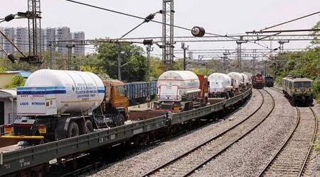 Punjab sends two recently acquired ISO tankers to Bokaro on Oxygen Express
