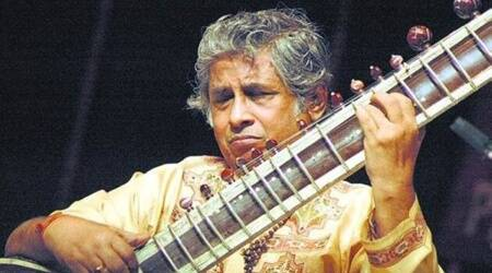 Self-made artiste...giant of sitar passes away due to Covid Pandit devabrate chaudhuri