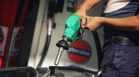 Covid-19 India Second Wave, fuel, petrol, diesel, petrol prices today, petrol consumption india, diesel prices today, diesel consumption in India, india news, indian express
