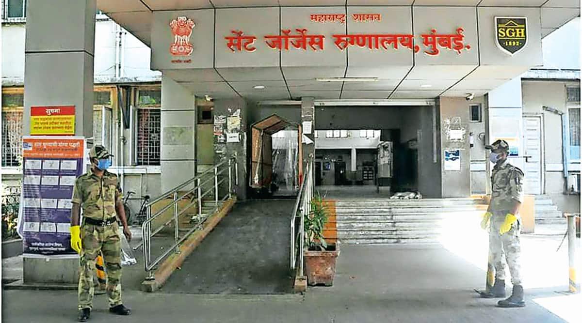 Mumbai: Medical college at St George's Hospital