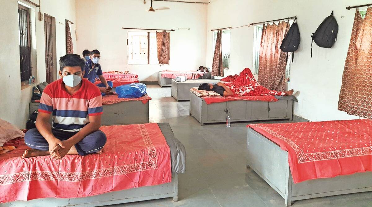 In a Rajasthan village, madrasa opens doors for Covid patients