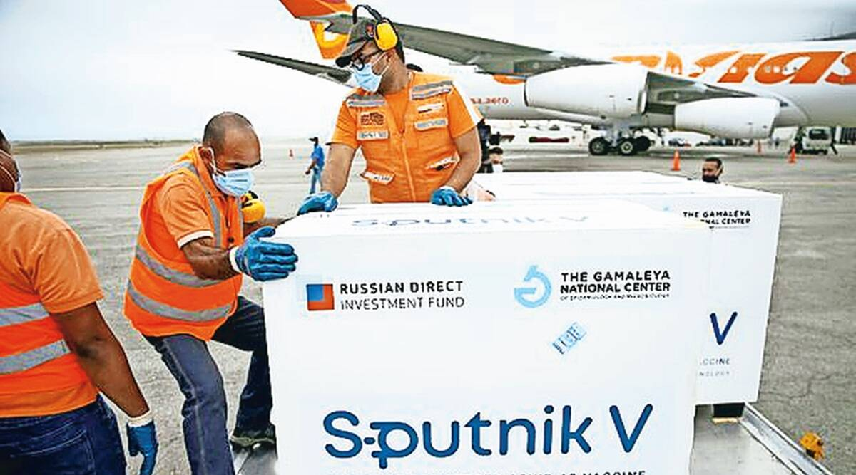Sputnik unveiled: Rs 1,000 a shot, in cities by mid-June