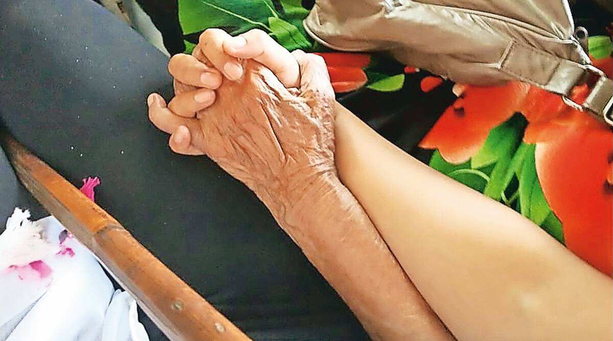 A law student, a 93-yr-old refugee, and a Covid centre bond