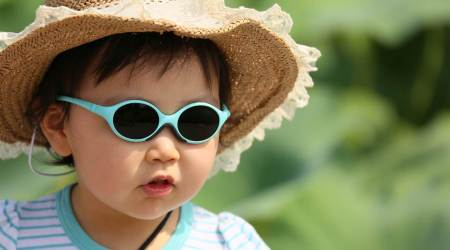 summer children's infections, infections seen in kids in summers, summer infections in children, health, parenting, heat rash in kids, eczema, allergy, sunstroke, indian express news
