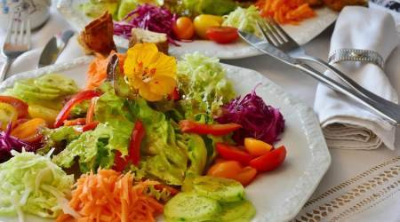New York restaurant, vegan restaurant in New York, plant-based menu, plant-based food, New York fine dining restaurant turns vegan, vegan food in New York, indian express news