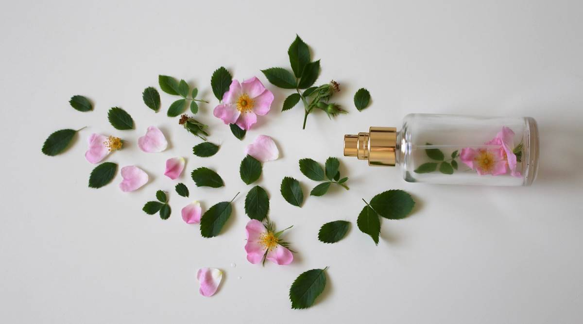 scent memory, how scents help with mental well-being, mental health and scents, perfumes and fragrances, scents and nostalgia, indian express news