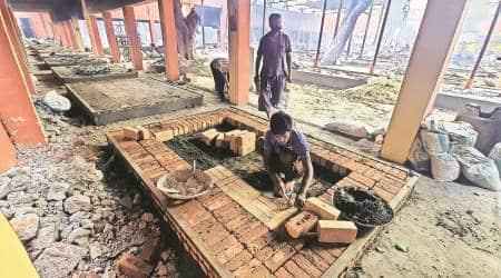 punjab covid death, punjab cremation ground, punjab covid cases, Amritsar covid deaths, Amritsar covid cases, Amritsar covid cremation ground, Indian express