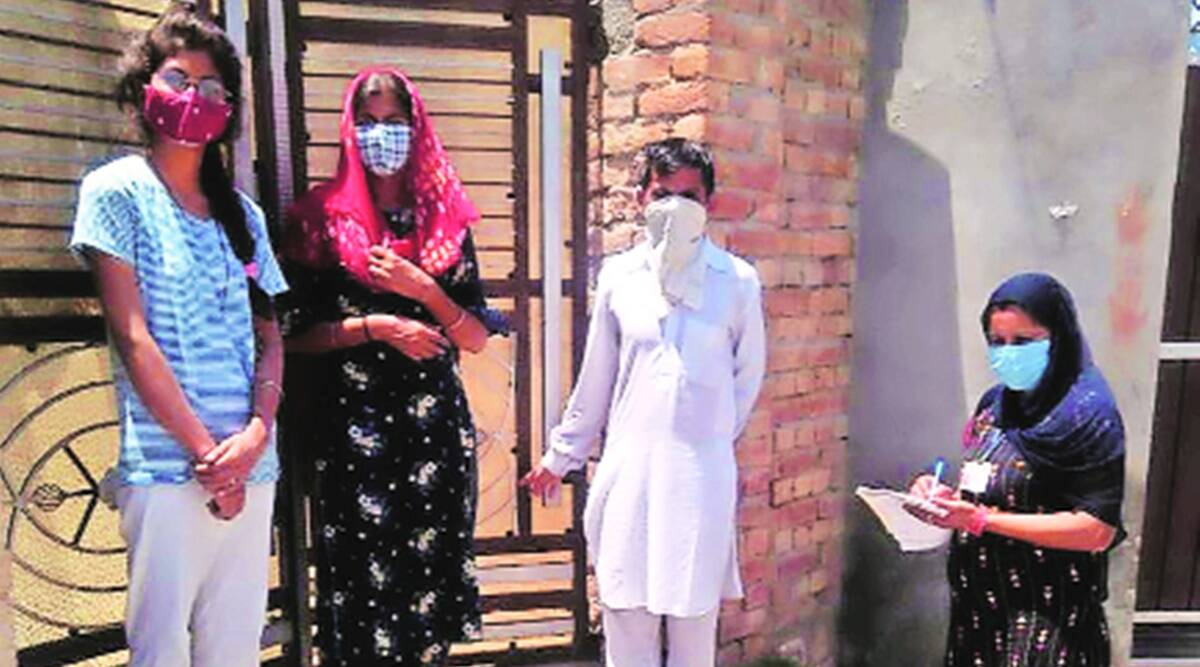 As resistance gives way to cooperation in rural Punjab, over 51 lakh households screened