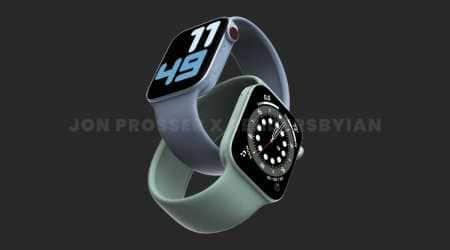 Apple, Apple Watch Series 7, Apple Watch Series 7 leaks, Apple Watch Series 7 rumours, Apple Watch Series 7 design, Apple Watch Series 7 colours,