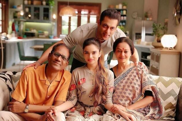salman radhe family