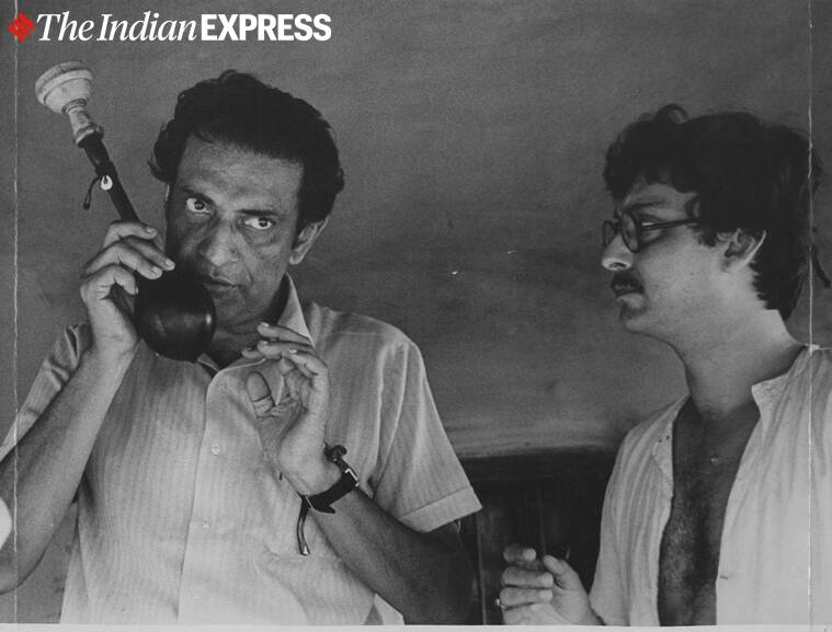 Soumitra Chatterjee , satyajit ray